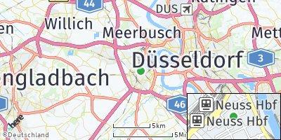 Google Map of Neuss