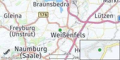 Google Map of Markwerben