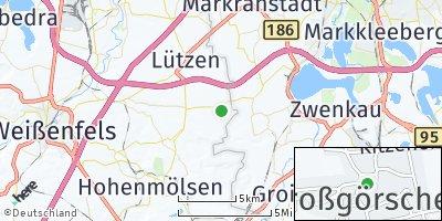 Google Map of Großgörschen