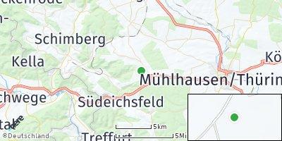 Google Map of Rodeberg