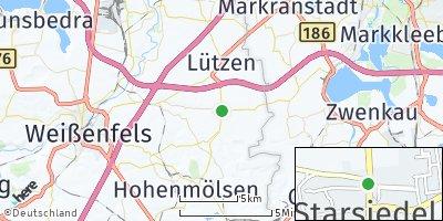Google Map of Starsiedel