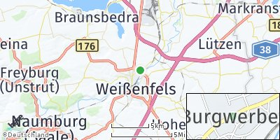 Google Map of Burgwerben