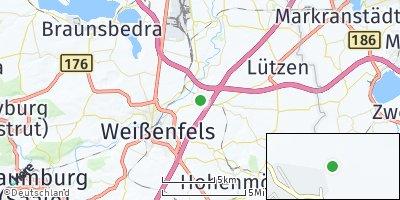 Google Map of Dehlitz