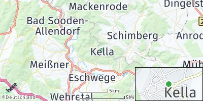 Google Map of Kella