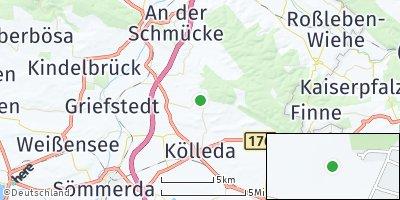 Google Map of Beichlingen