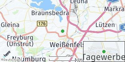 Google Map of Tagewerben