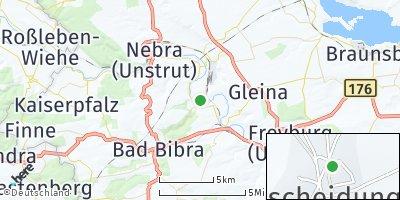 Google Map of Burgscheidungen