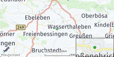 Google Map of Großenehrich
