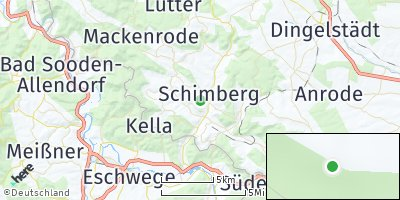 Google Map of Schimberg