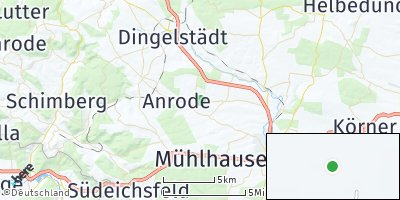 Google Map of Anrode