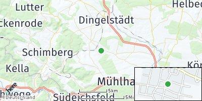 Google Map of Büttstedt