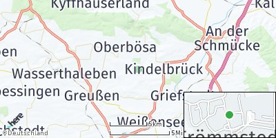 Google Map of Frömmstedt