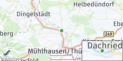 Google Map of Unstruttal