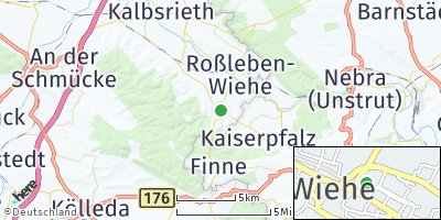 Google Map of Wiehe