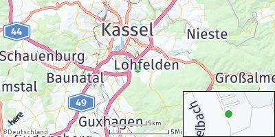 Google Map of Lohfelden
