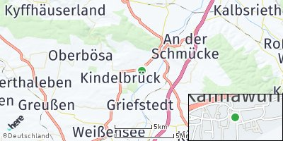 Google Map of Kannawurf