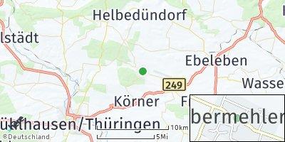 Google Map of Obermehler