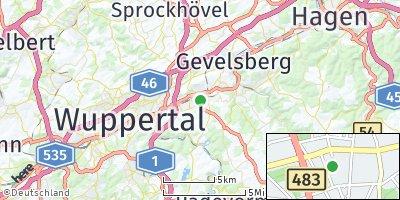 Google Map of Schwelm