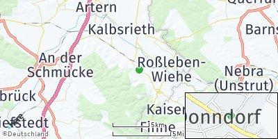 Google Map of Donndorf