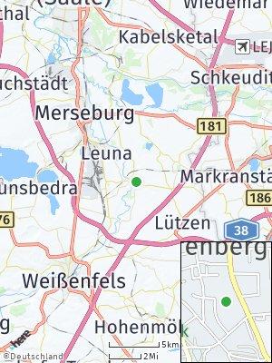 Here Map of Bad Dürrenberg