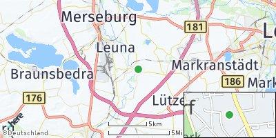 Google Map of Bad Dürrenberg