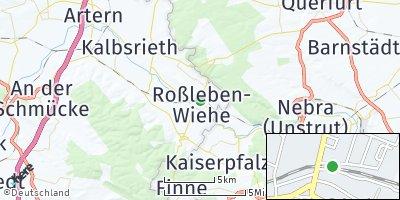Google Map of Roßleben