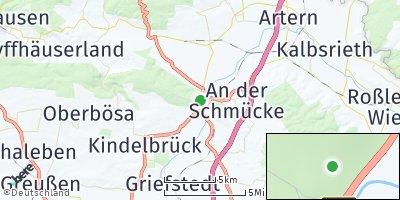 Google Map of Oldisleben
