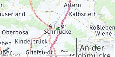 Google Map of Heldrungen