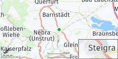 Google Map of Steigra