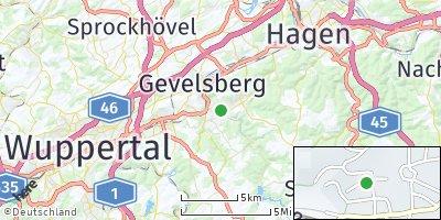 Google Map of Ennepetal