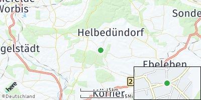 Google Map of Menteroda