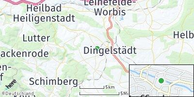 Google Map of Kefferhausen