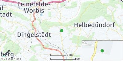 Google Map of Dünwald