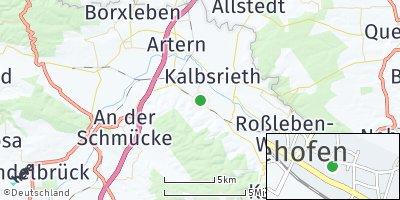 Google Map of Gehofen