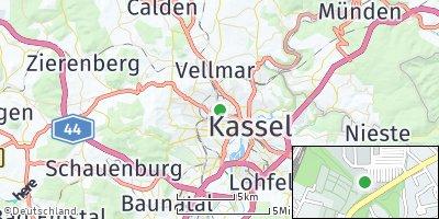 Google Map of Rothenditmold