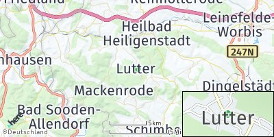 Google Map of Lutter