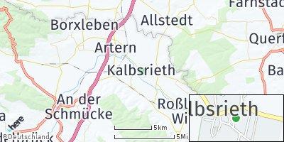 Google Map of Kalbsrieth