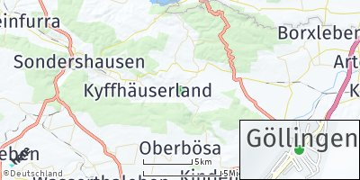 Google Map of Göllingen