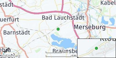 Google Map of Klobikau