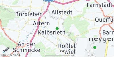 Google Map of Heygendorf