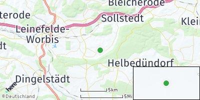 Google Map of Deuna