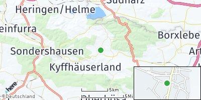 Google Map of Bendeleben