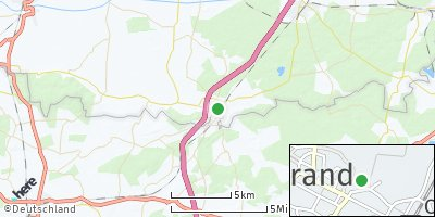 Google Map of Ortrand