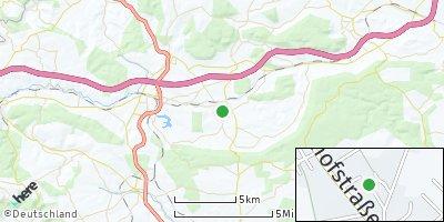 Google Map of Niederorschel