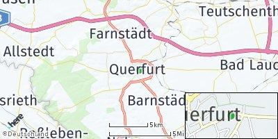 Google Map of Querfurt