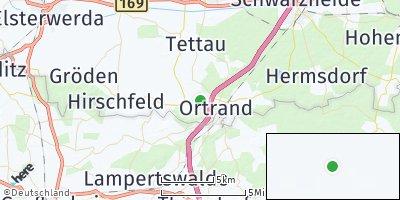 Google Map of Großkmehlen
