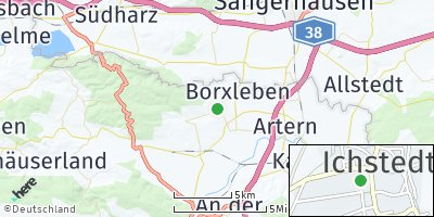 Google Map of Ichstedt