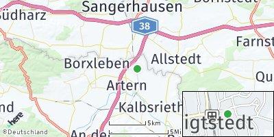 Google Map of Voigtstedt