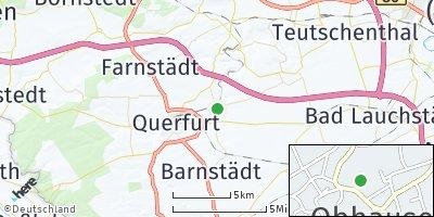 Google Map of Obhausen