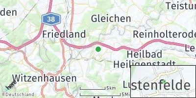 Google Map of Rustenfelde